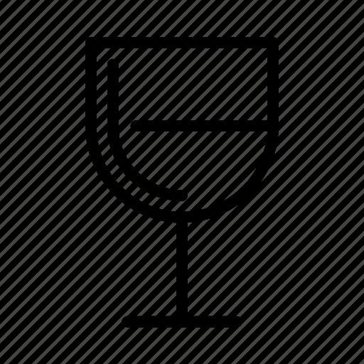 drink, drinks, rose, summer, white, wine icon