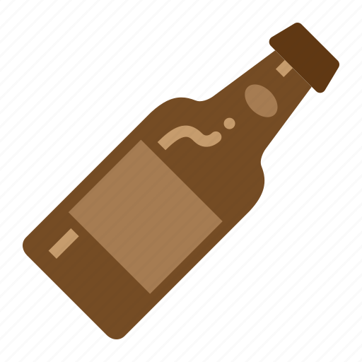 beer, bottle, drink, drinks icon