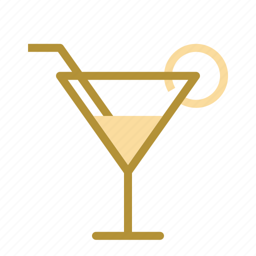 cocktail, drinks, glass, party icon