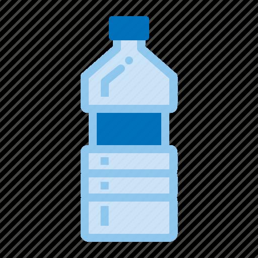 big, bottle, drinks, water icon