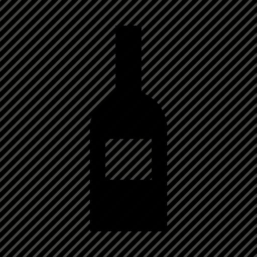 alkohol, bottle, glass, vine, vino icon