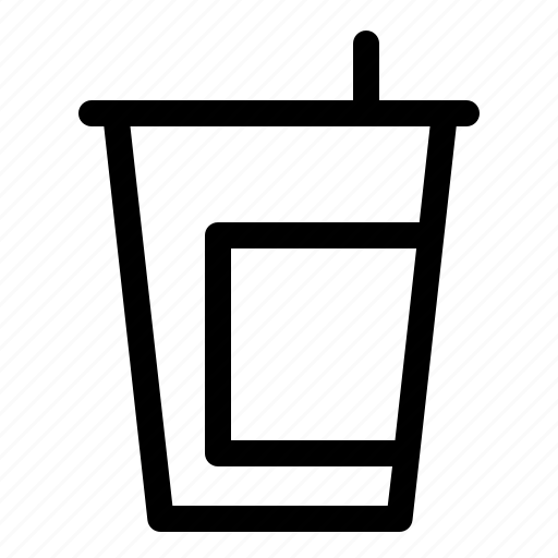 beverages, drink, fresh, package, water icon