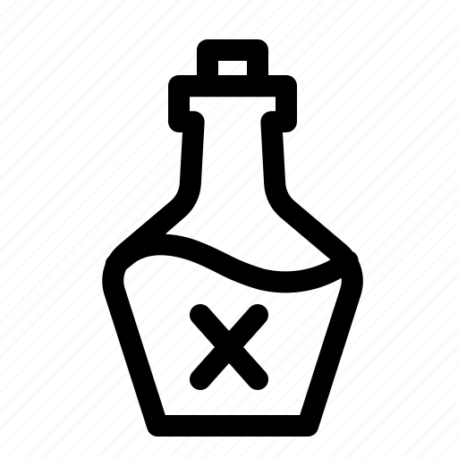 beverages, drink, fresh, poisonous icon
