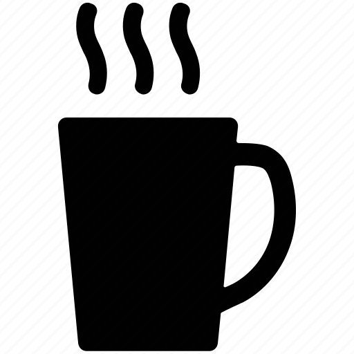 coffee, coffee cup, cup of coffee, hot, hot drink icon