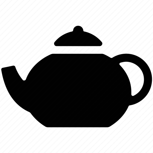 kettle, tea, tea kettle, tea serving, teakettle, teapot icon