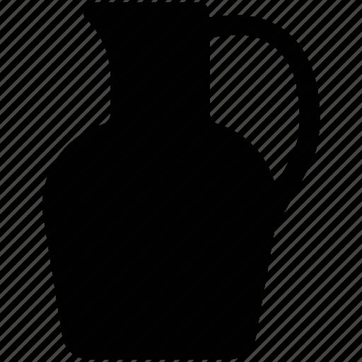 ewer, jail, jug, jug of milk, jug of water, milk jug, water jug icon
