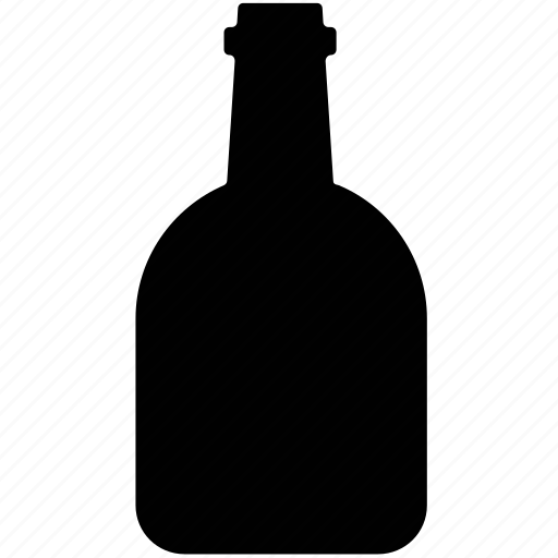 alcohol, alcoholic beverage, alcoholic drink, bottle, drink icon