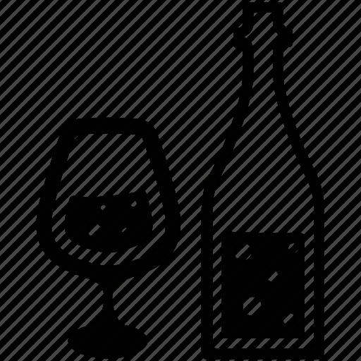 alcohol, alcoholic beverage, ale, ale beer, beer bottle, beer glass, drink icon