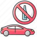 drunk driving, drunk driving icon, rule, safety icon