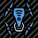 controller, drone, gamepad, joy, stick, wireless
