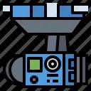 camera, drone, equipment, movie