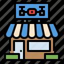 control, drone, remote, shop, transportation
