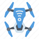 controller, drone, gamepad, joy, stick, wireless icon
