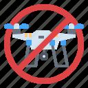 drone, forbidden, no, signal, transportation, zone