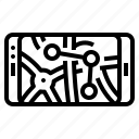 gps, location, marker, navigation icon