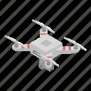 camera, cartoon, drone, isometric, technology, video, videography