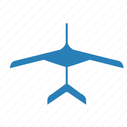air, airbus, army, blue, drone, fly, object icon
