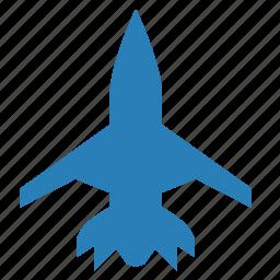 air, airbus, attack, blue, drone, technics icon