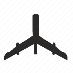 air, airbus, army, drone, monitoring icon