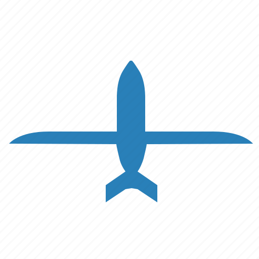 air, airbus, army, blue, drone, fly, technics icon