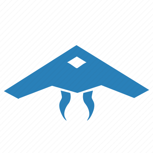 air, blue, drone, fly, object icon