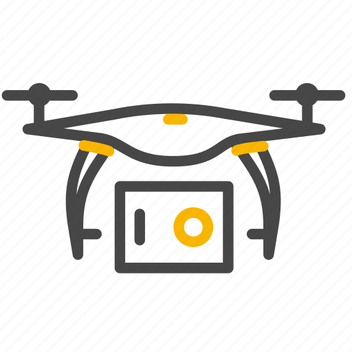 aerial, aircraft, camera, drone, photo, vehicle icon