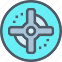drone, robot, transport, vehicle, wing icon