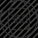 360, globe, photo, sphere, video, view