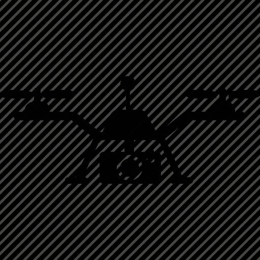 camera, drone, machine, recorder icon