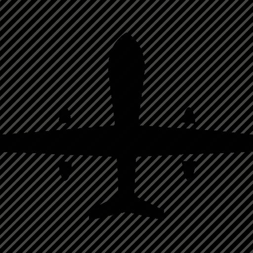 flight, machine, plane, travel icon