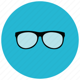 drugstore, eyes, glasses, prescription, sight icon