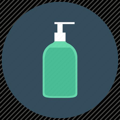 drugstore, hand, pump, sanitizer, soap icon