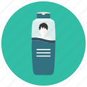 drugstore, hair, men, product, shampoo icon