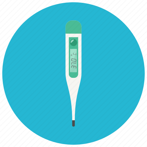 drugstore, health, measure, temperature, thermometer icon