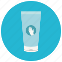 care, cream, drugstore, hand, product, skin icon