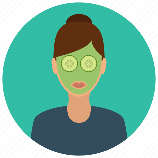 cucumber drugstore face mask women icon icon search