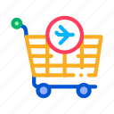 duty, nameplate, product, products, store, trolley icon