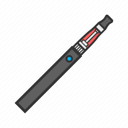 cigarette, device, e-cigarettes, electronic, vape, vaper icon
