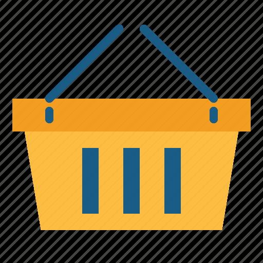 basket, shop, shopping, supermarket icon