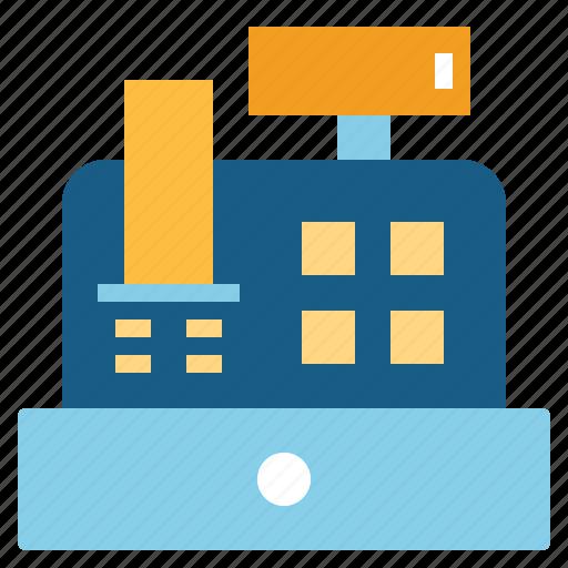 Cash register icon - Download on Iconfinder on Iconfinder