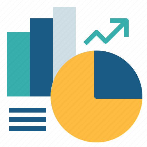 chart, financial, statistics icon