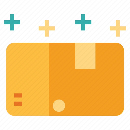 box, package, shipping icon