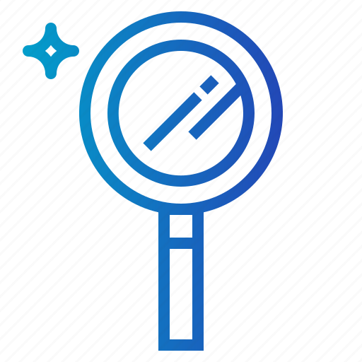 magnifying, search, searching, tool, zoom icon