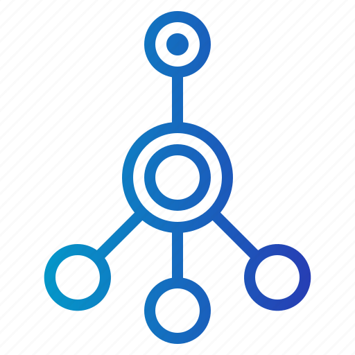 connector, networking, share, social icon