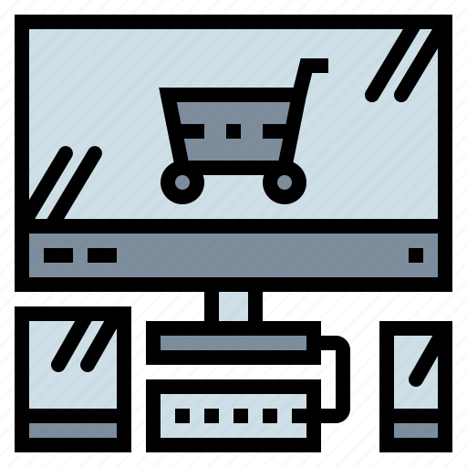 commerce, ecommerce, method, payment, people, support, technology icon