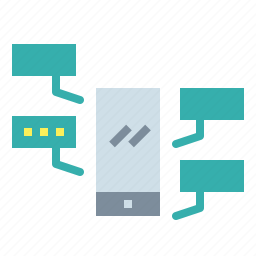 bubble, chat, communication, communications, conversation, speech icon