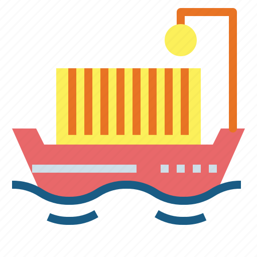 and, box, cargo, commerce, package, shipping, storage icon