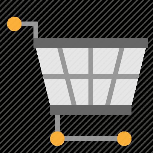 basket, cart, commerce, shopping icon