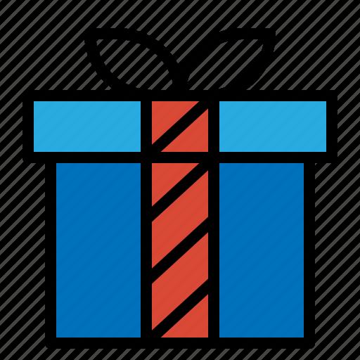box, gift, ribbon, surprise icon