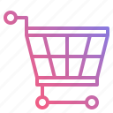 basket, cart, commerce, shopping icon